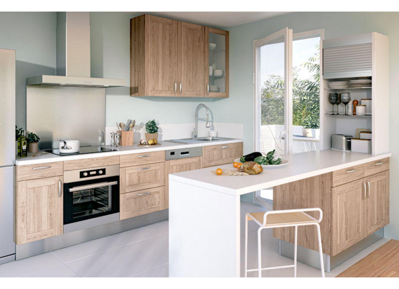 Chambre marron et blanche - Lapeyre carrelage cuisine ...