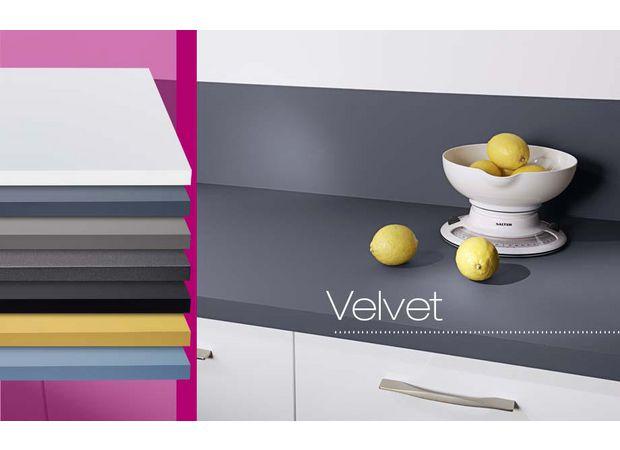 Plan de travail stratifi velvet cuisine for Prix installation cuisine lapeyre