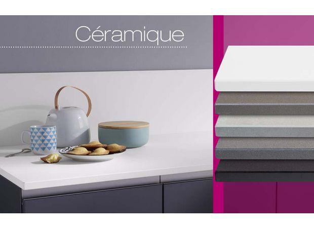 cr dence c ramique sur mesure cuisine. Black Bedroom Furniture Sets. Home Design Ideas