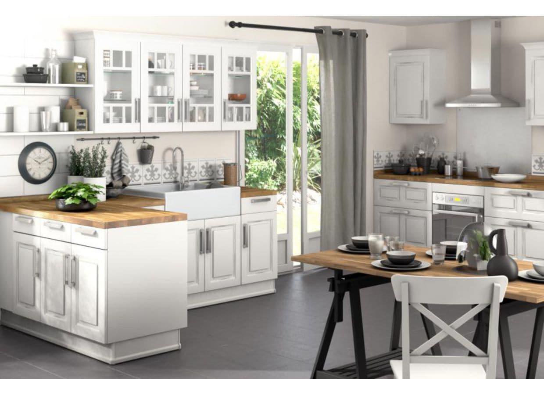 Cuisine bistro cuisine - Lapeyre cuisine catalogue ...