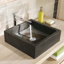 vasque poser natura salle de bains. Black Bedroom Furniture Sets. Home Design Ideas