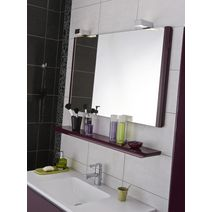 Miroirs salle de bains lapeyre - Miroir salle de bain lapeyre ...
