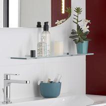 Salle de bains tout pour la salle de bains lapeyre - Poubelle salle de bain rectangulaire ...