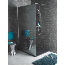 portes de douche grands espace bain lapeyre. Black Bedroom Furniture Sets. Home Design Ideas