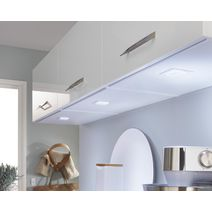 spot led carr encastrer avec transformateur cuisine. Black Bedroom Furniture Sets. Home Design Ideas