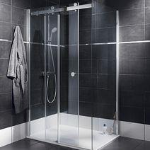 Douche salle de bains lapeyre for Lapeyre douche italienne