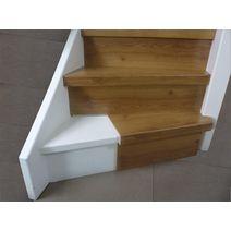 Kits de r novation de marches escaliers lapeyre for Carreler des marches d escalier