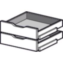 dressing et armoire sur mesure rangement modulaire lapeyre. Black Bedroom Furniture Sets. Home Design Ideas