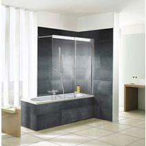 Pare baignoire cran de baignoire salle de bains lapeyre for Ecran de baignoire