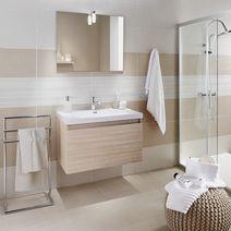 Carrelage salle de bains sols lapeyre - Lapeyre salle de bain carrelage ...