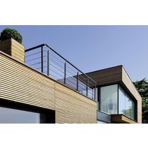 Balustrade Acier Universo pack horizontal