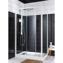 Paroi de retour maxxi salle de bains - Porte coulissante salle de bain lapeyre ...