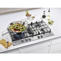 Table de cuisson gaz ELECTROLUX en inox