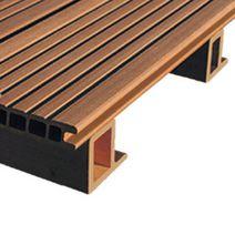 Bande lumineuse pour lames en bois composite emotion ext rieur - Lame de terrasse composite clipsable ...