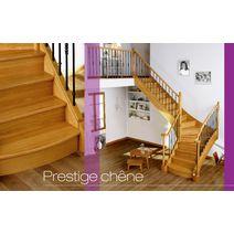 escaliers interieur escaliers lapeyre. Black Bedroom Furniture Sets. Home Design Ideas