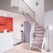escaliers interieur lapeyre. Black Bedroom Furniture Sets. Home Design Ideas