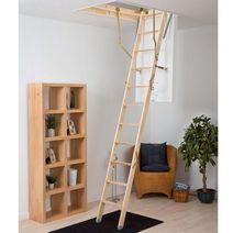 Echelles echelles escamotables et trappes escaliers - Echelle de meunier lapeyre ...