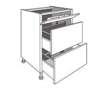 Meuble de cuisine sous vier origine cuisine - Lapeyre meuble sous evier ...