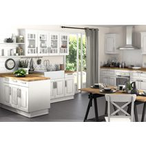 Poser un meuble haut de cuisine - Facade meuble cuisine lapeyre ...