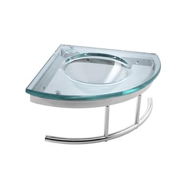 lave mains d 39 angle cristal salle de bains. Black Bedroom Furniture Sets. Home Design Ideas