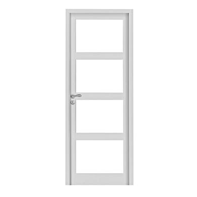Vitrage pour porte milan pr t peindre transparent portes - Lapeyre catalogue portes ...