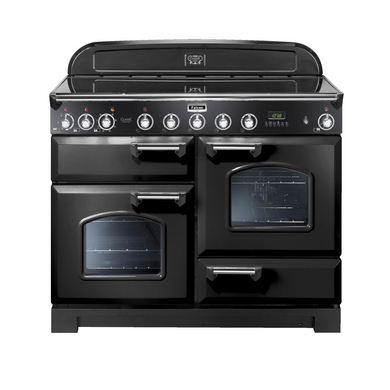 Piano de cuisson induction noir Falcon CDL110EIBL/B-EU l.110