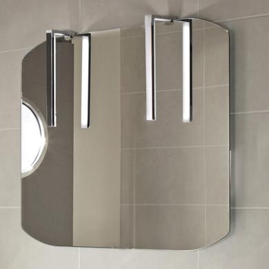 Meubles eclairage miroirs et armoires de toilette for Eclairage salle de bain lapeyre