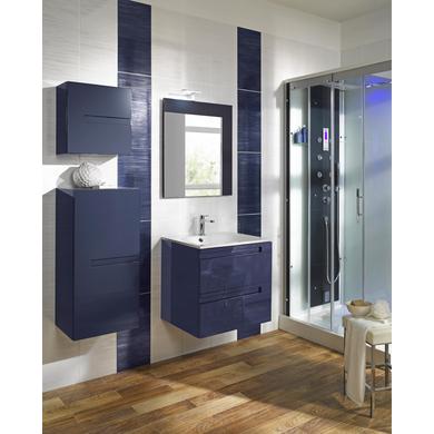 Plan de toilette en r sine infiny style salle de bains for Meubles salle de bains lapeyre