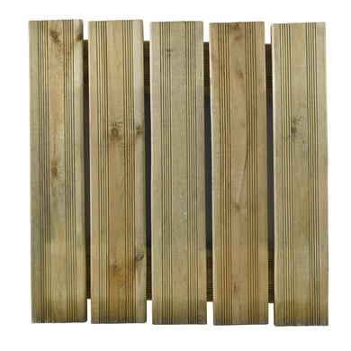 Caillebotis pin l.50 x L.50