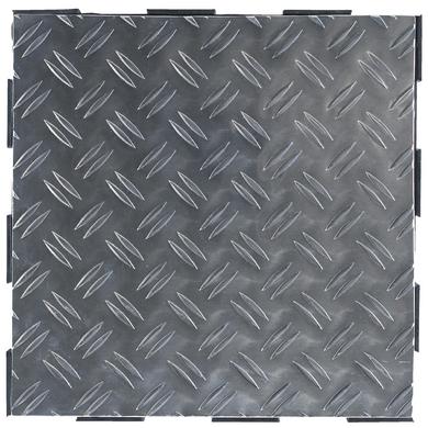 caillebotis en aluminium pose clipsable sols murs. Black Bedroom Furniture Sets. Home Design Ideas