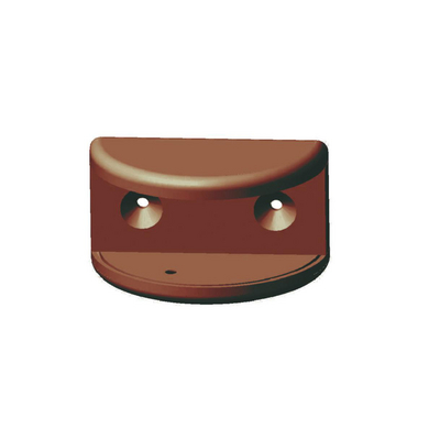 Sachet de 20 taquets système U marron