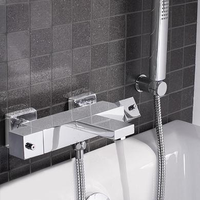 robinets de baignoire salle de bains lapeyre. Black Bedroom Furniture Sets. Home Design Ideas