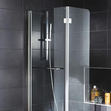 pare baignoire cran de baignoire salle de bains lapeyre. Black Bedroom Furniture Sets. Home Design Ideas