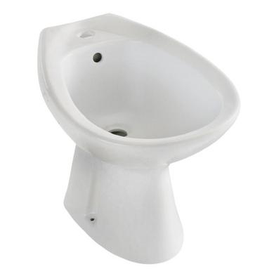 Bidet Passy blanc porcelaine à poser