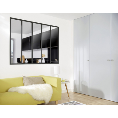 verri re d 39 atelier couleurs portes. Black Bedroom Furniture Sets. Home Design Ideas