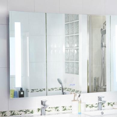 Miroirs salle de bains lapeyre for Miroir salle de bain lapeyre