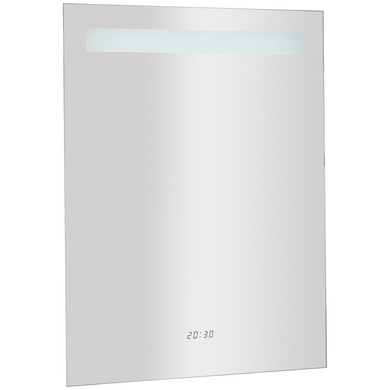 Miroir lumineux decibel salle de bains for Miroir bluetooth 120