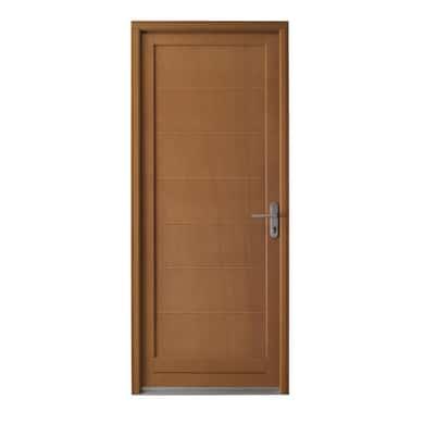 porte de service valen ay bois exotique portes