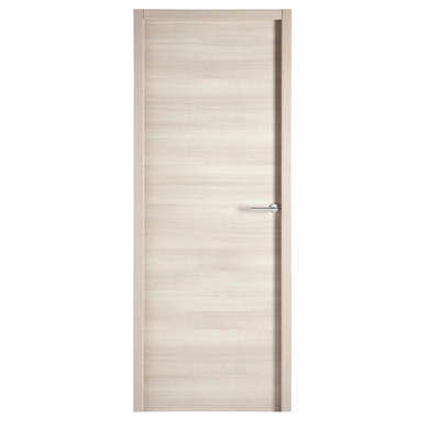 Bloc porte variation ch ne cendr structur phonique portes - Porte phonique lapeyre ...