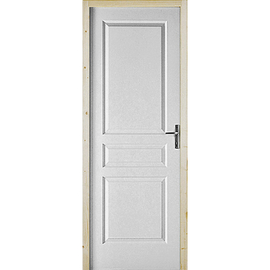 Bloc porte sp cial droit postform portes for Porte de service isolante