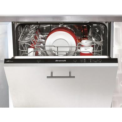Lave-vaisselle full intégrable Brandt VH1544J