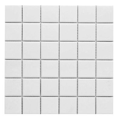 Carrelage mosa que easy 4 7 x 4 7 cm trame 30 x 30 cm Carrelage 7 5 x 30