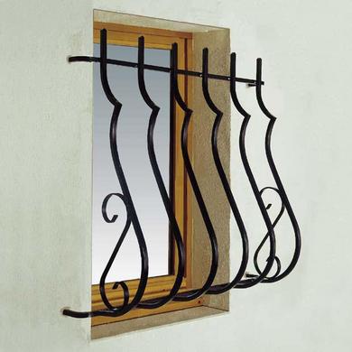 grille de d fense acier provencale fen tres. Black Bedroom Furniture Sets. Home Design Ideas