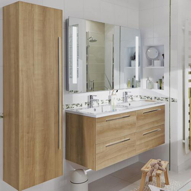 meubles salles de bains photos lapeyre id es novatrices de la conception et du mobilier de maison. Black Bedroom Furniture Sets. Home Design Ideas
