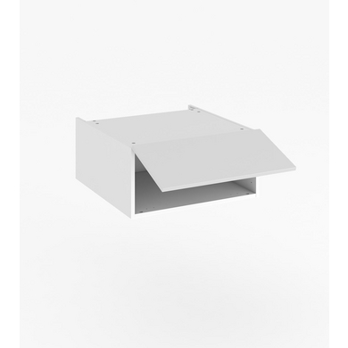 meuble haut frigo