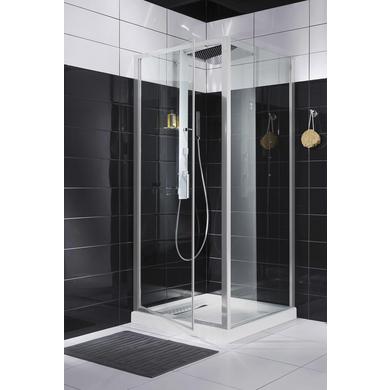 Porte de douche pivotante rubis bain - Lapeyre porte douche ...