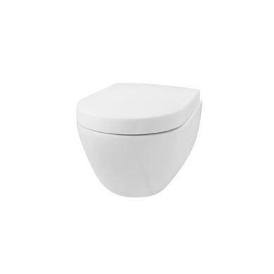 Cuvette suspendue urban xs sans bride salle de bains - Lapeyre wc gain de place ...
