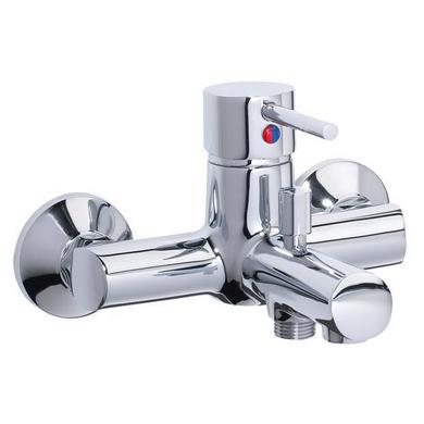 Mitigeur bain douche mécanique SAIGON chrome