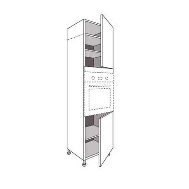 colonne de cuisine pour four grand hauteur twist cuisine. Black Bedroom Furniture Sets. Home Design Ideas