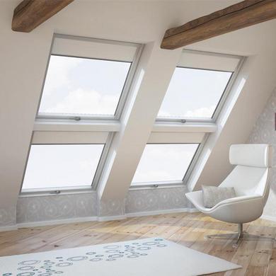 Fenêtre toit LAPEYRE BLANC S6A Rotation pour Tableau H.118 x l.114
